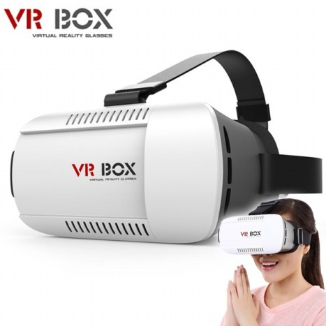 Review: VR Box Virtual Reality 3D Bril + Mini Bluetooth Gamepad voor iOS
