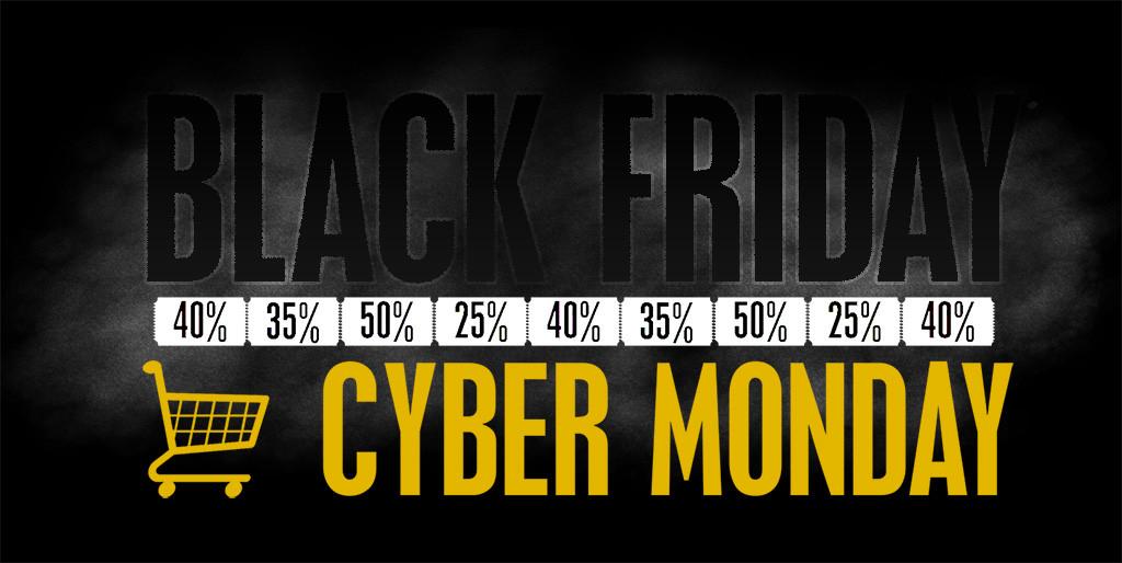 De beste deals voor Black Friday / Cyber Monday