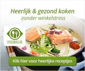 Eet gezond met Foodbag!