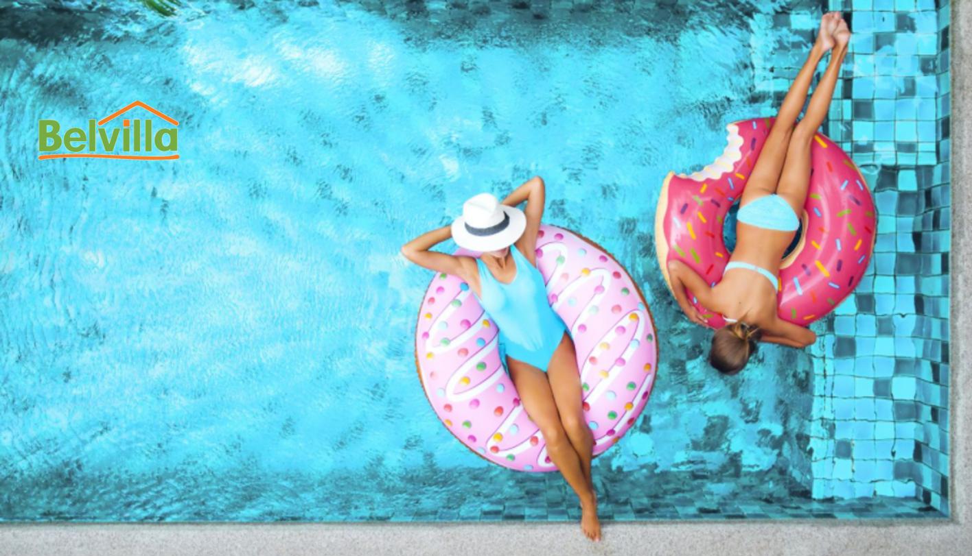 Beleef de perfecte zomer in een vakantiehuis van Belvilla
