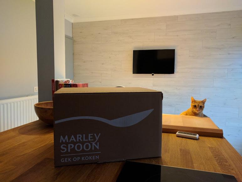 Getest : Marley Spoon maaltijdbox