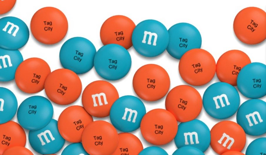 My M&M's: het meest originele geschenk dat je kan geven