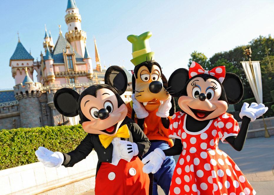 In Disneyland wordt magie werkelijkheid