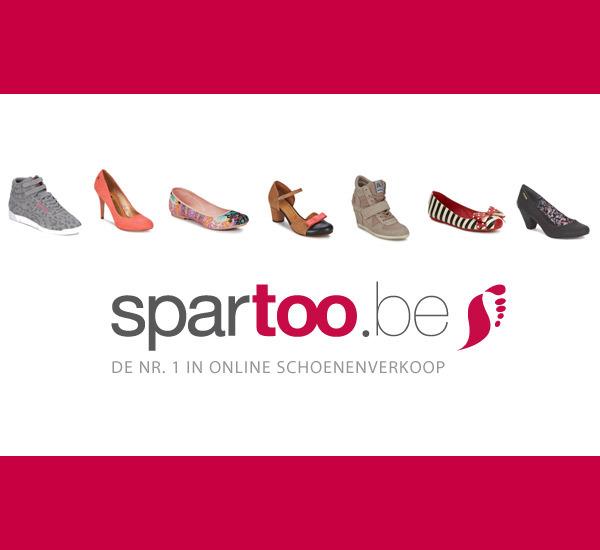 Spartoo: online fashion tegen de beste prijs!
