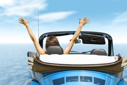 Goedkoop een cabrio huren doe je via Sunny Cars