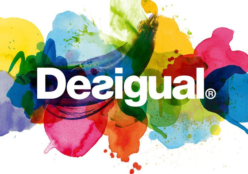 Bij Desigual is het altijd feest!