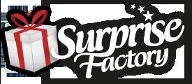 Alle 4 SurpriseFactory kortingscodes geldig in mei 2019