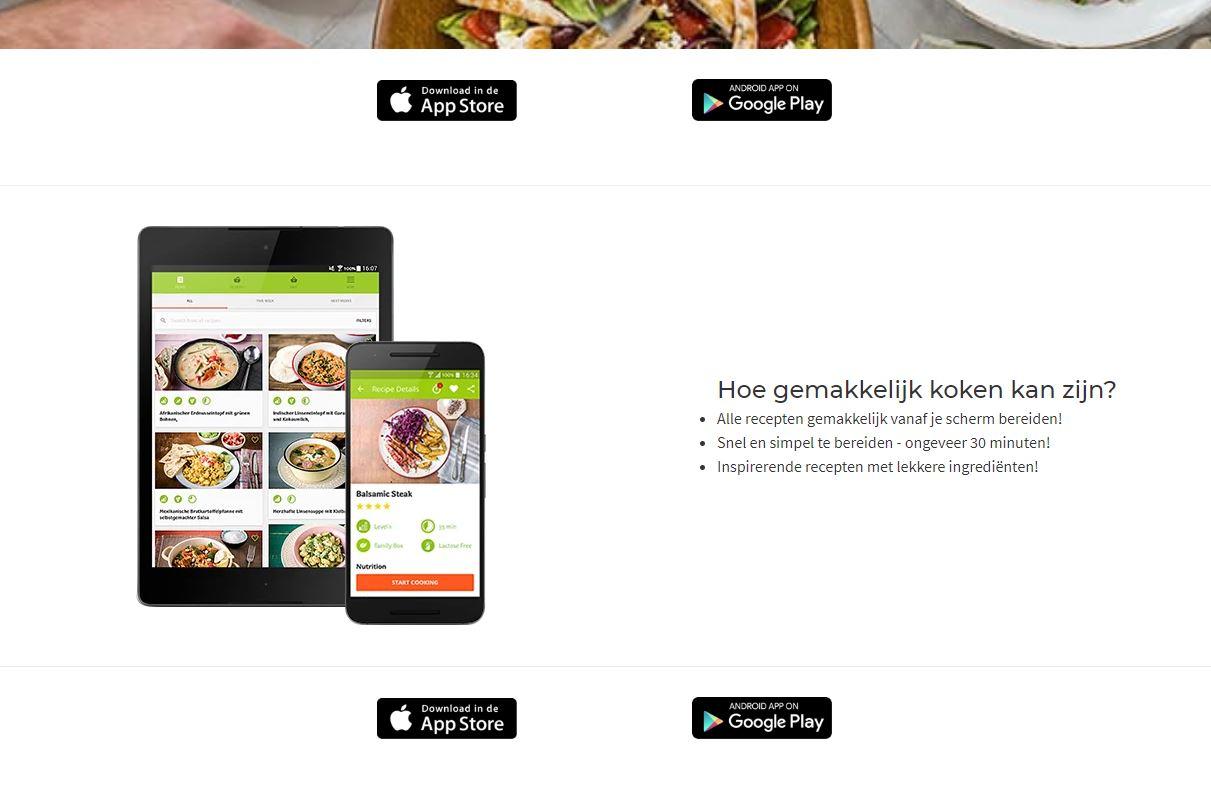 download de app van hello frech
