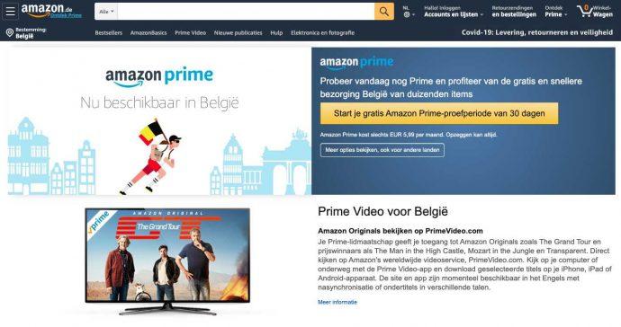 Amazon.be