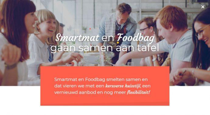 Foodbag en smartmat gaan samen
