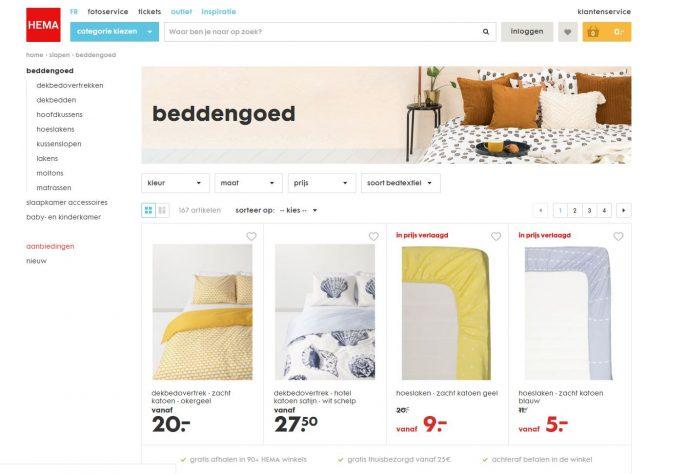 koop beddengoed online bij hrma